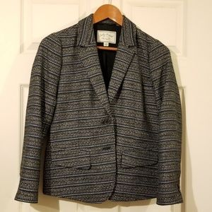 Lucky Brand Two Button Blazer
